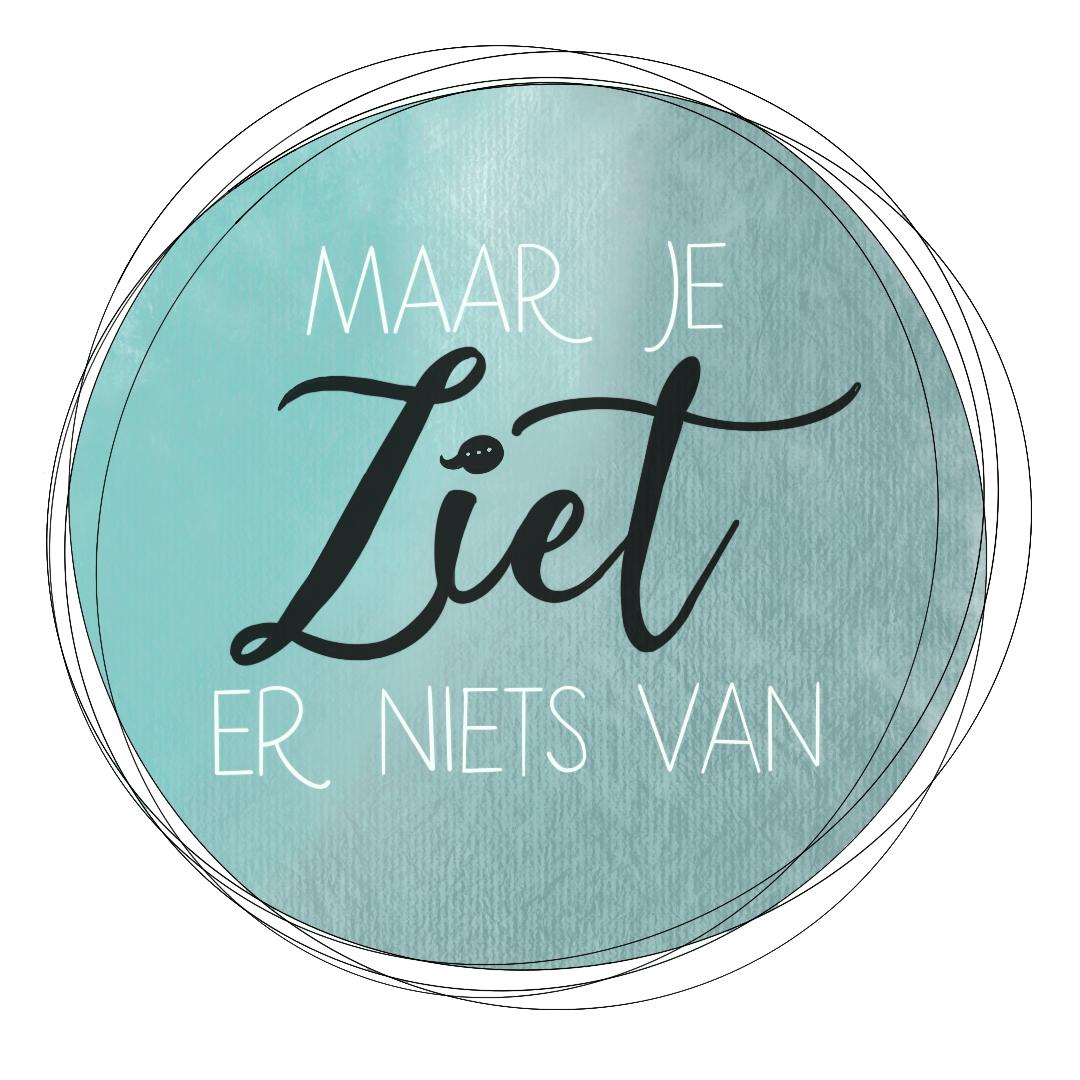 maarjezieternietsvan.nl